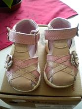 Detské sandálky, d.d.step,19