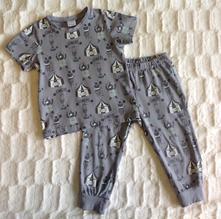 2c3d86541a Dvojdielne pyžamá pre deti   Lindex - Detský bazár