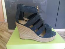 Sandale na platforme, deichmann,37