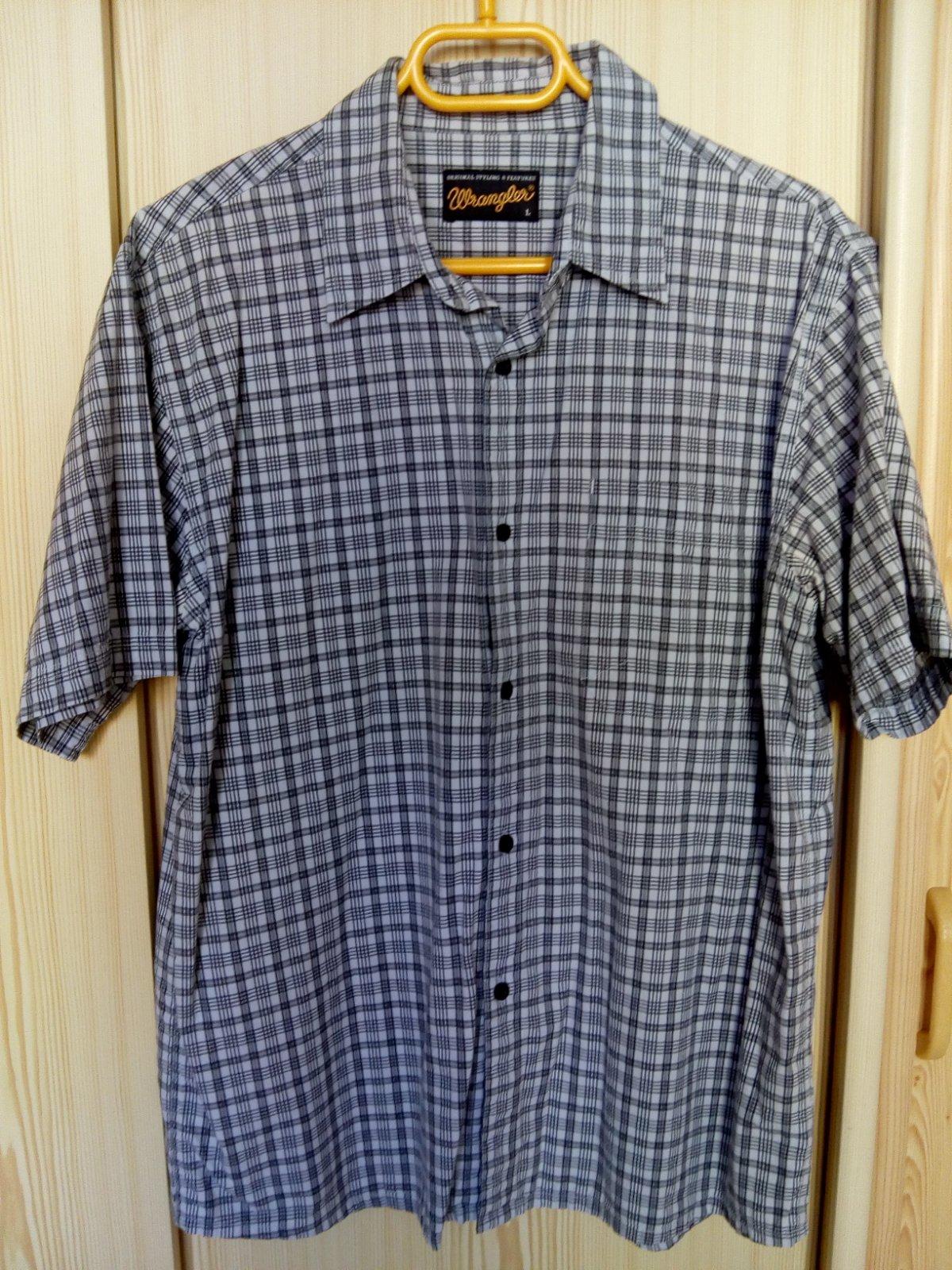 40441c432918 Pánska košeľa wrangler originál veľ. l