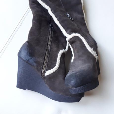 f81233c541 Kožené čižmy calvin klein