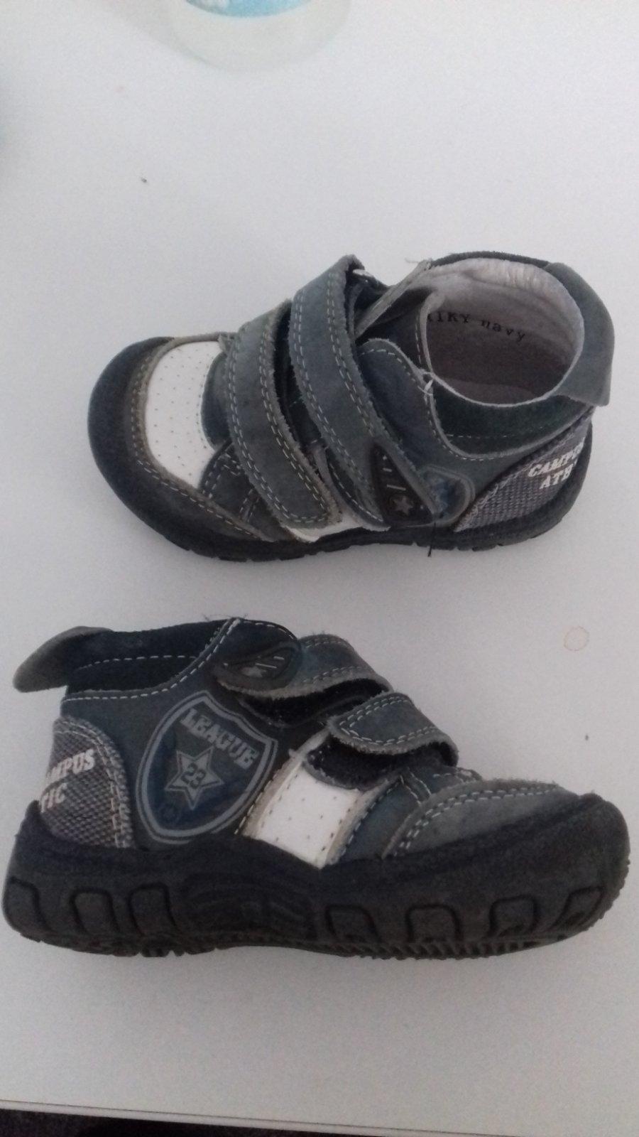 Detské topánky 4b13db179f1