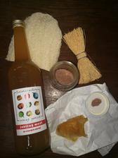 Nákup z Onakô ❤❤❤ poznáte čiernu soľ? Pre mňa novinka,ale teda super vecička a sušené mango je nová závislosť môjho drobca 😍😍😍😍