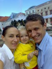 s maminkou a tatinkom v Bystrici