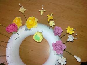 kvety priprava