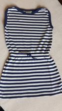 Námornícke šaty next 122 cm, next,122