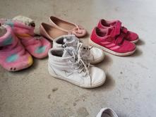 Mix topánok veľkosť 30, adidas,30