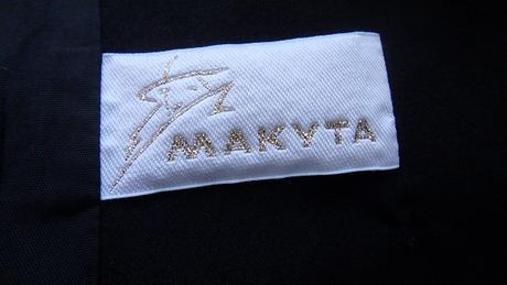 Čierne elegantné sako zn. makyta 0186fd8f216