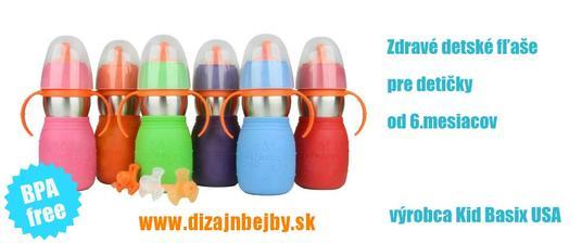 61de7ca01c45 Skladom! všetky farbičky- zdravá detská nerezová fľaša 3 fotky