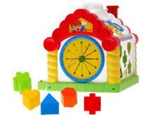 Edukačná hračka - domček,