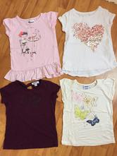 5 pekných tričiek, dkny,98