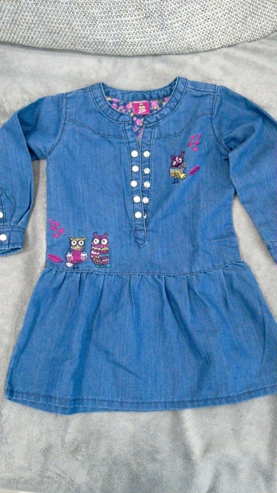 8cdd89e22815 Riflové šaty