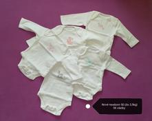 Body newborn 50(do 3,5kg), f&f,50