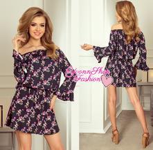 Úžasné dámske šaty numoco, l / m / s / xl