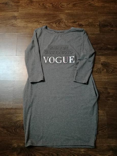 Vogue tunika/saty, s