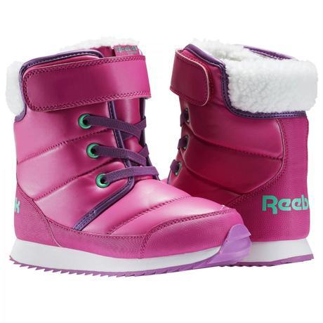Reebok - dievčenské zimné topánky 7cf910e4857
