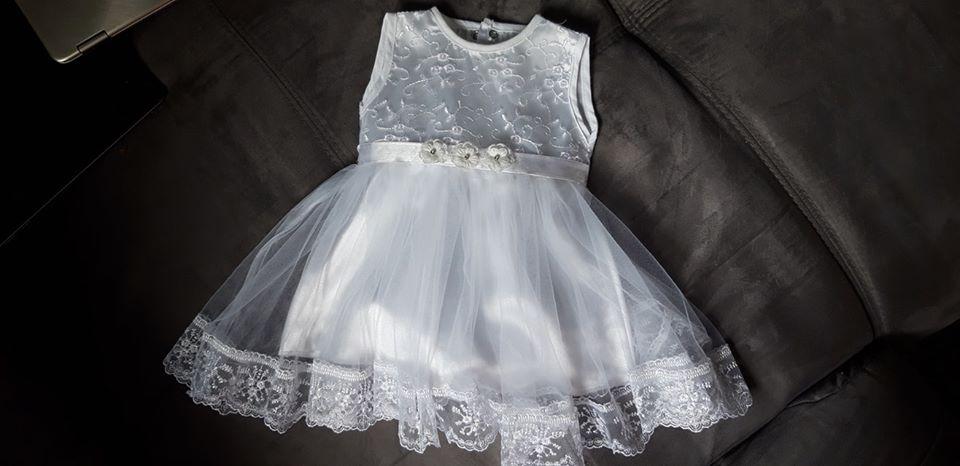1bcafd96fca9 Slávnostné šaty pre bábätko