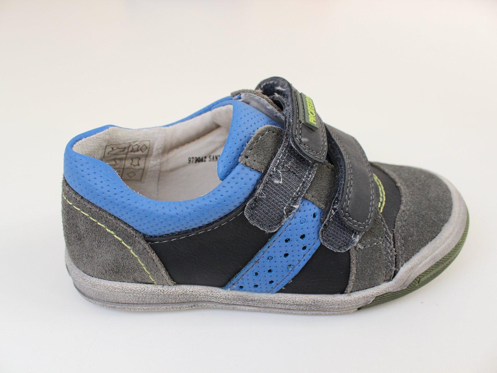 538fef079 Protetika chlapčenské kožené topánky 415 b, protetika,27 / 28 - 31,90 € od  predávajúcej susana09 | Detský bazár | ModryKonik.sk