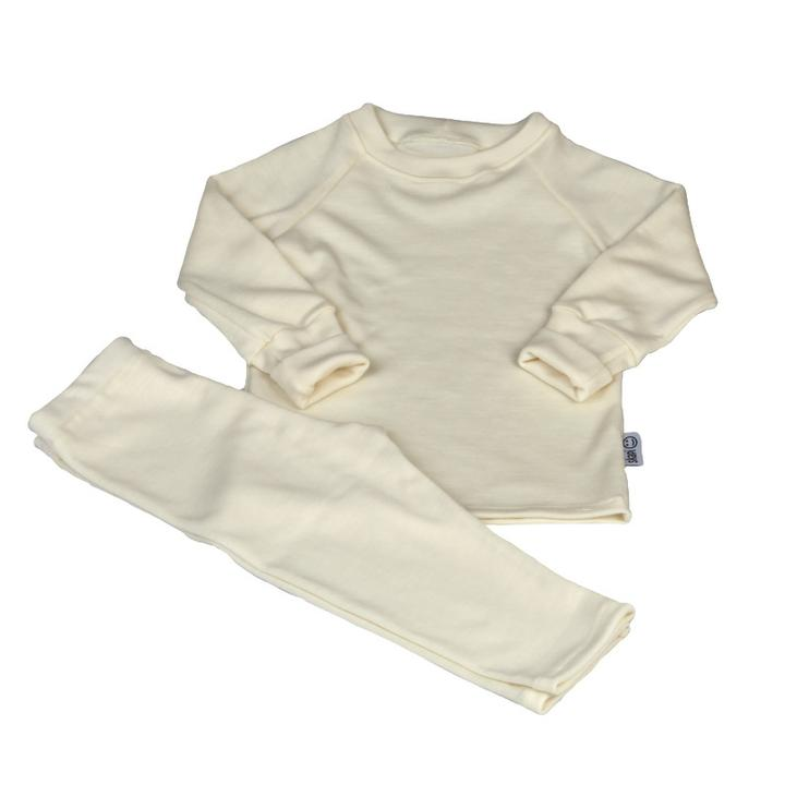 f79edad99 Merino oblečenie od SKAPI pre deti - Pyžamo alebo termo oblečenie ...