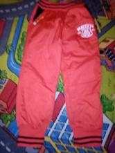 Zateplene nohavice, 110
