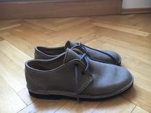 Ručne robené kožené topánky, 40
