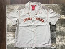 Safari košeľa, kenvelo,104