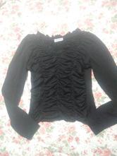 Čierne tričko, clockhouse,40