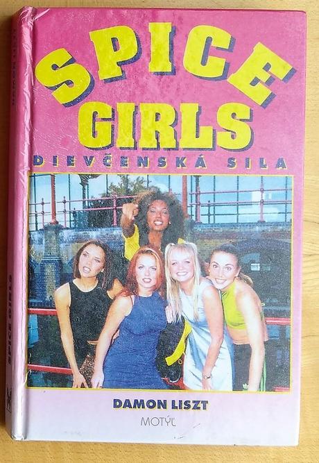 Spice girls , dievčenská sila , damon liszt,