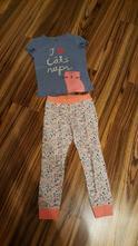 Mačičkové pyžamo, f&f,122