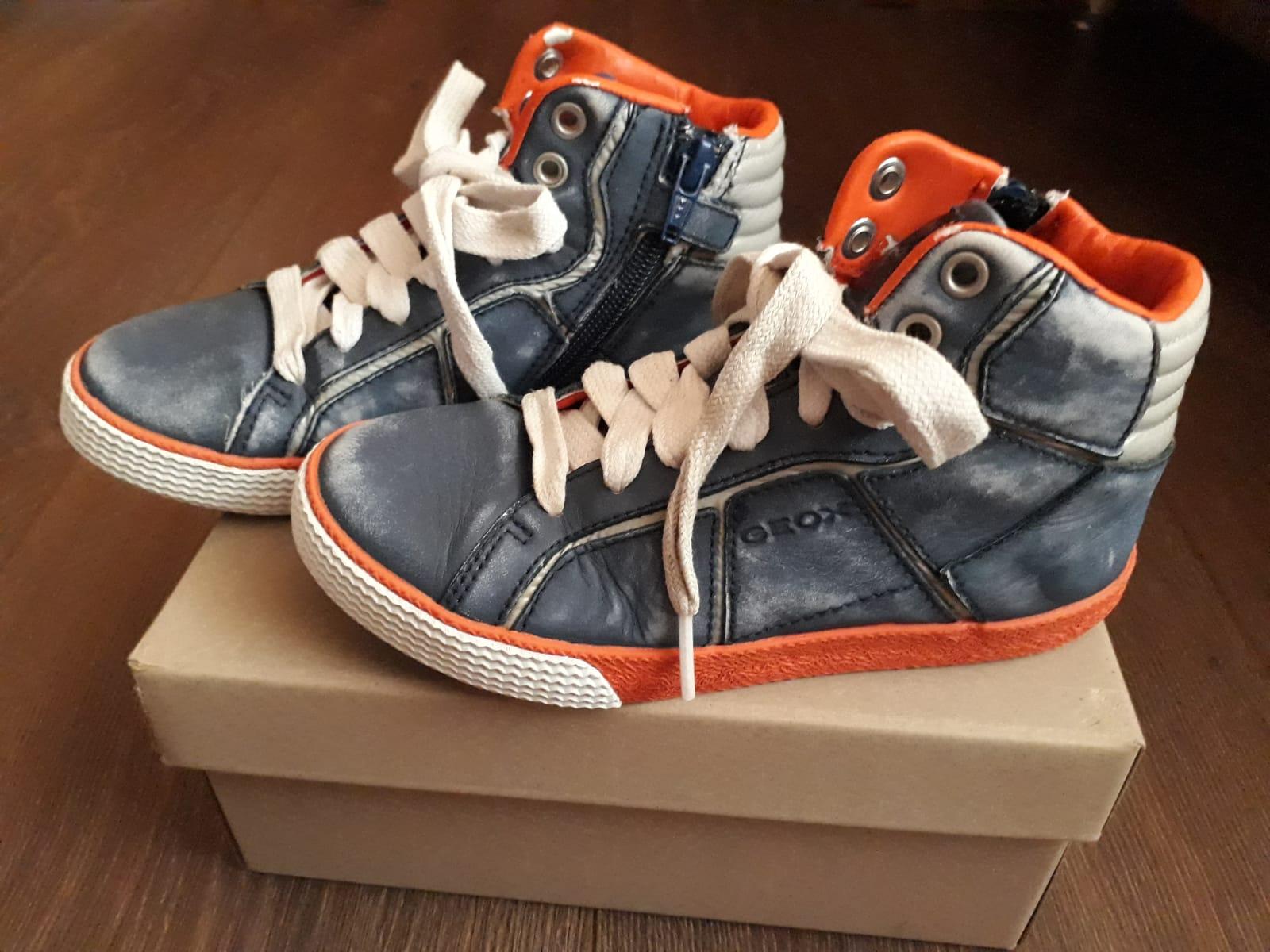 4219936f3 Predám detské topánky geox., geox,31 - 15 € od predávajúcej jamabi | Detský  bazár | ModryKonik.sk