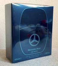 Rafinovaná pánska voňavka mercedes-benz the move,
