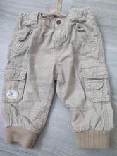 Prechodne zateplené nohavice, h&m,74