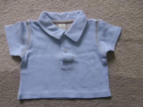 Polokošeľa - tričko, 56