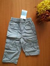 Nové krásne chlapčenské nohavice na leto, cherokee,86