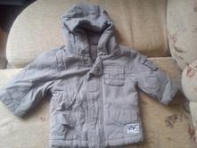 Zimný kabátik 3-6 mesiacov 938a1a4dae1