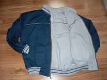 Obojstranná bunda-športovo-elegantná, xl