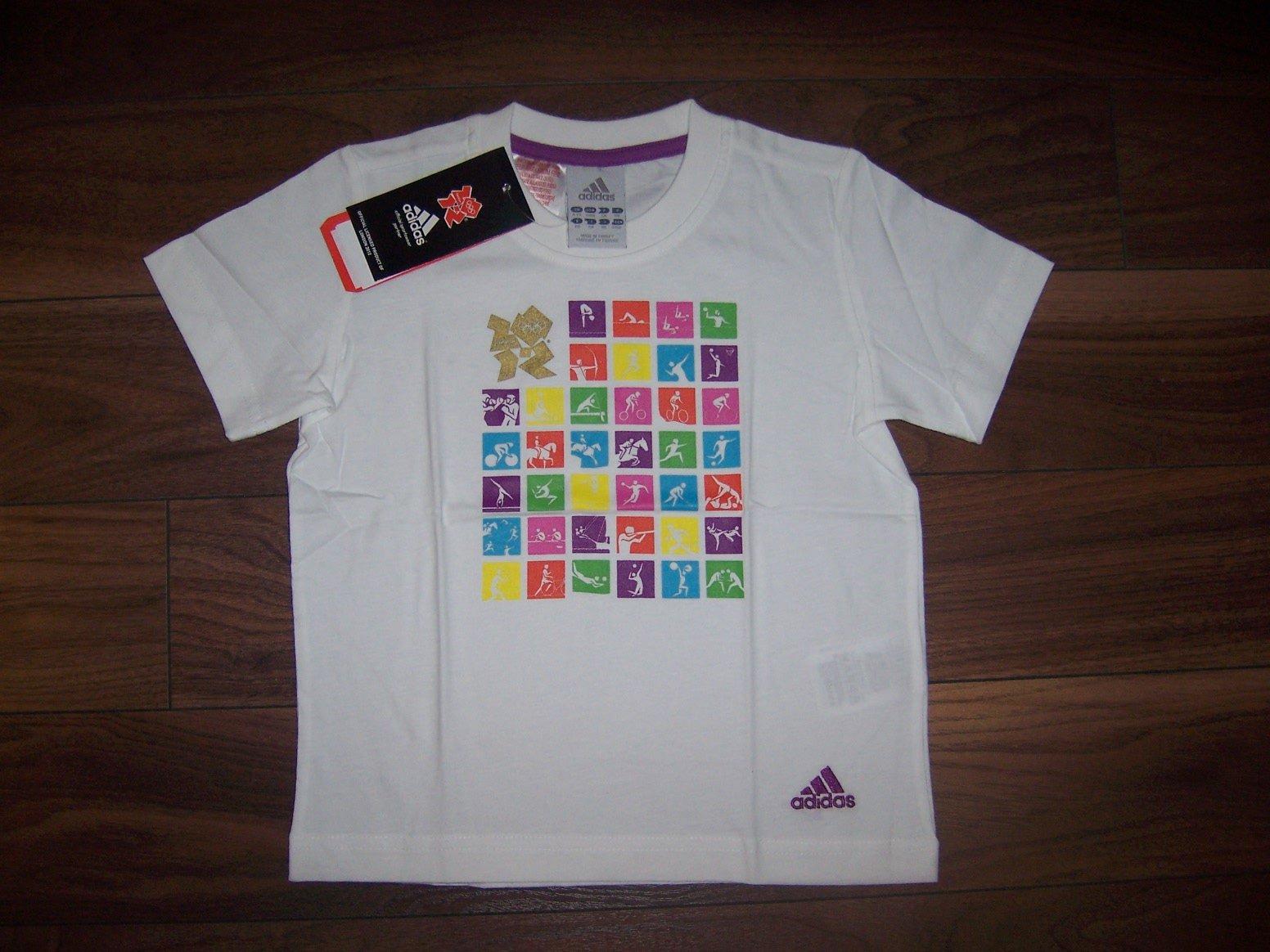 605ea6ce0 Tričko adidas - výpredaj, 110 / 116 - 7,90 € od predávajúcej alis39 ...