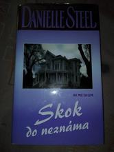Danielle steel-skok do neznáma cena,