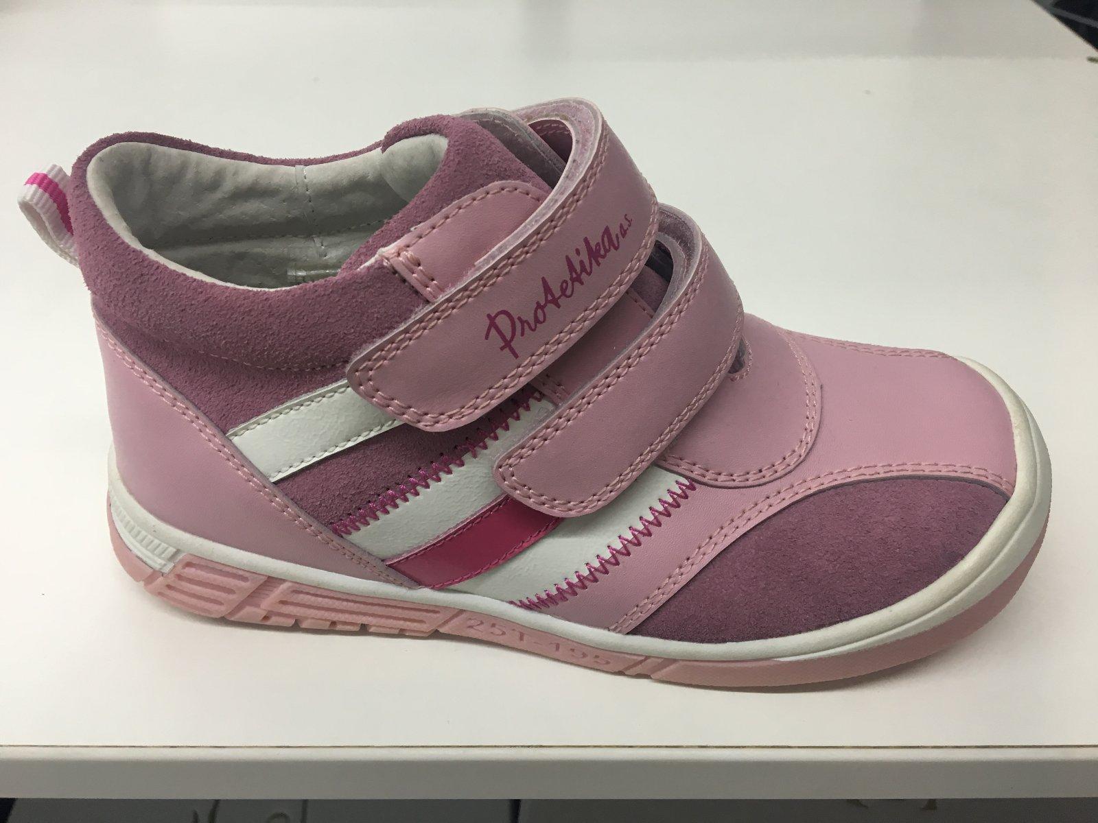 d55be98c32 Dievčenské topánky protetika 10333 b
