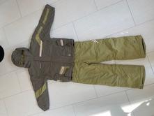 Zimná bunda + otepľovačky quechua, quechua,140