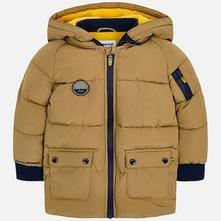 9cc3232373b7 Mayoral chlapčenský zimný kabát 4408-096 latte výr