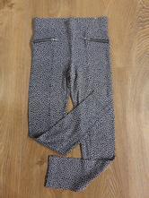 Legínové nohavice, h&m,140