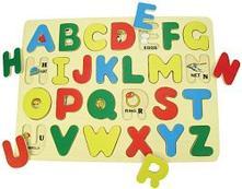 Anglická abeceda s obrázkami,