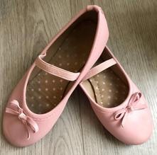Ružové balerínky, h&m,25