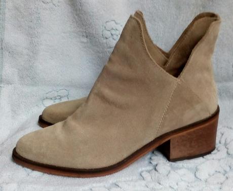 56af023203 Zara moderné kožené kotníkové topánky