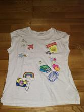 Detské tričko, h&m,140