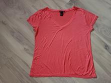 Dámske tričko h&m basic, h&m,s
