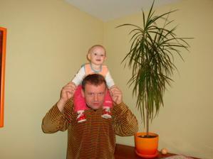 Šalenie s ockom