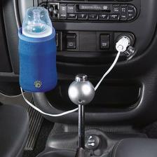 Cestovny ohrievac na flasku do auta