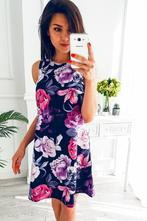 Šaty s kvetinovým vzorom, l / m / s / xl / xs